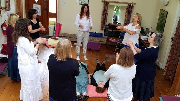 Georgie's Practitioner Session